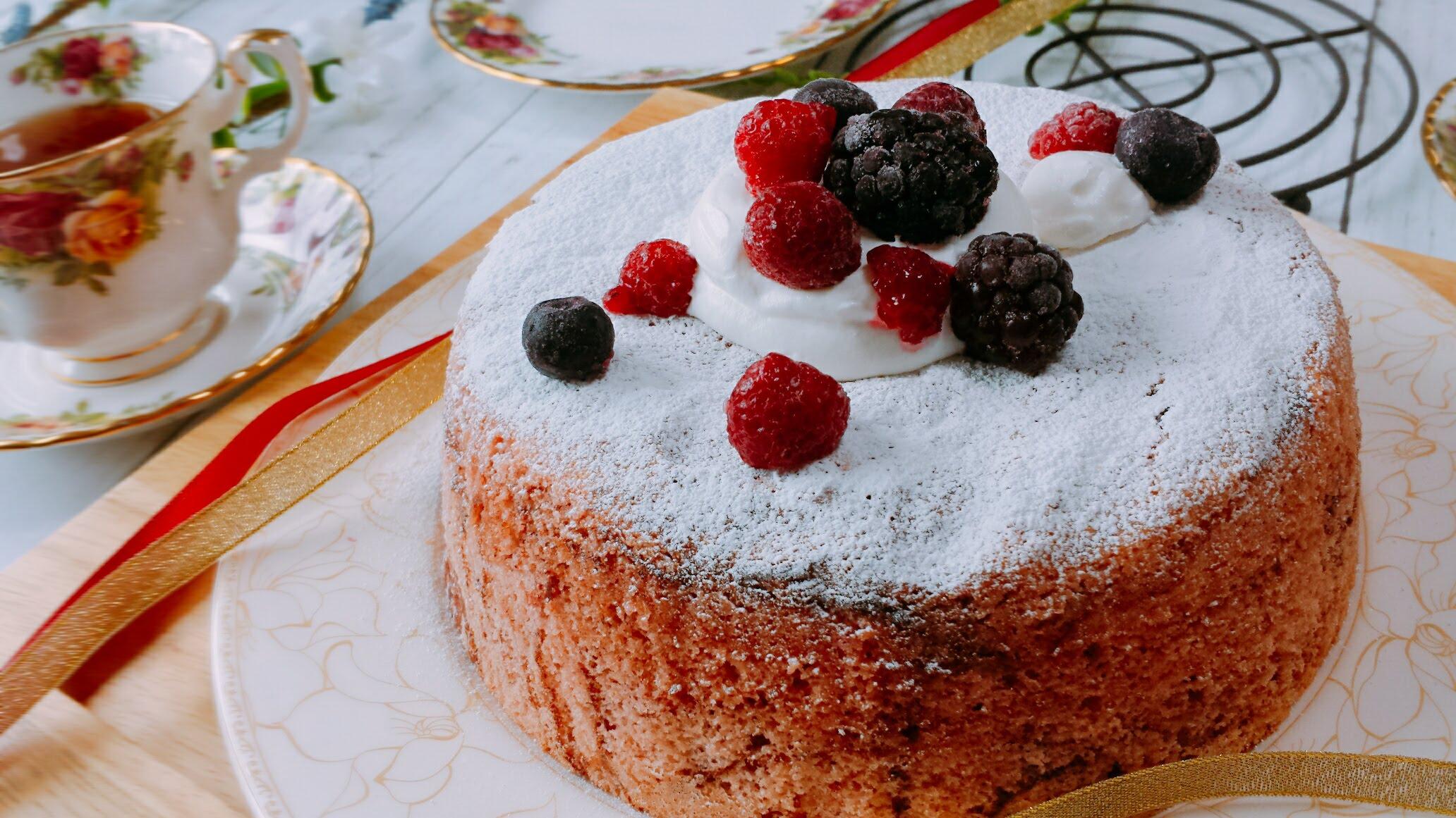 マーブルケーキ レシピ