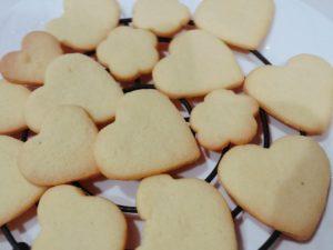 クッキー サクサク レシピ