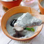 黒ごまプリン レシピ