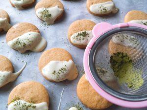 きなこクッキー レシピ