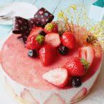 イチゴ レアチーズケーキ 作り方