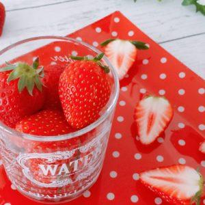 イチゴ 保存方法 冷凍