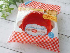セリア 厚焼きホットケーキ型