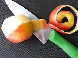 りんごの皮 栄養 カロリー