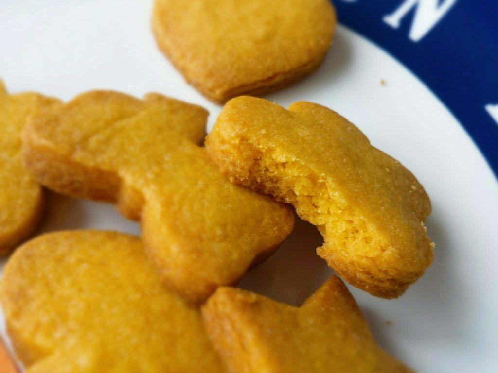 セリア かぼちゃクッキーミックス粉