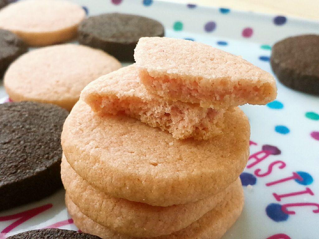 セリア クッキーミックス粉 味