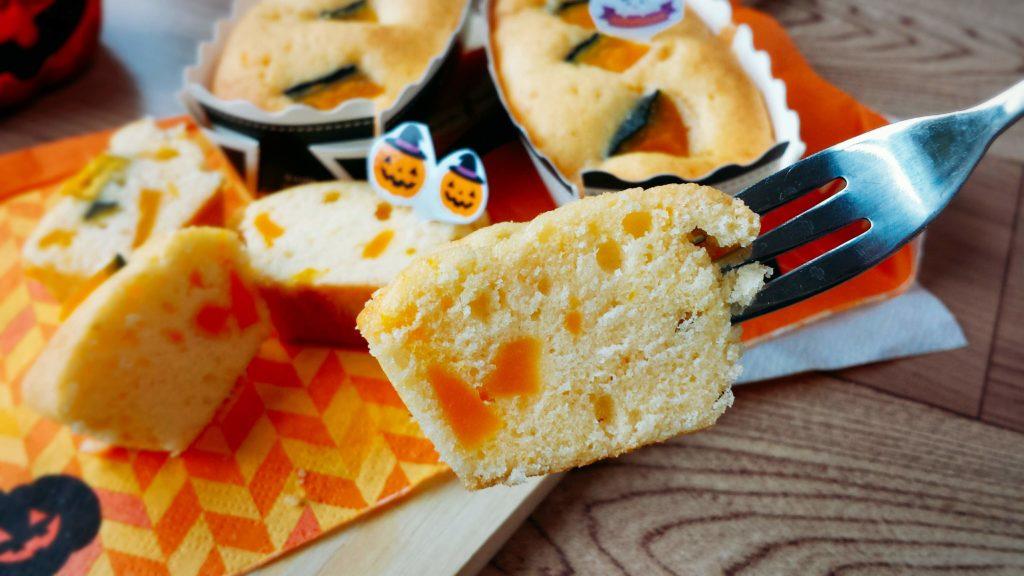 カボチャパウンドケーキ レシピ 簡単