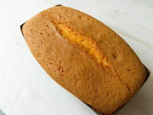 パウンドケーキ 膨らまない