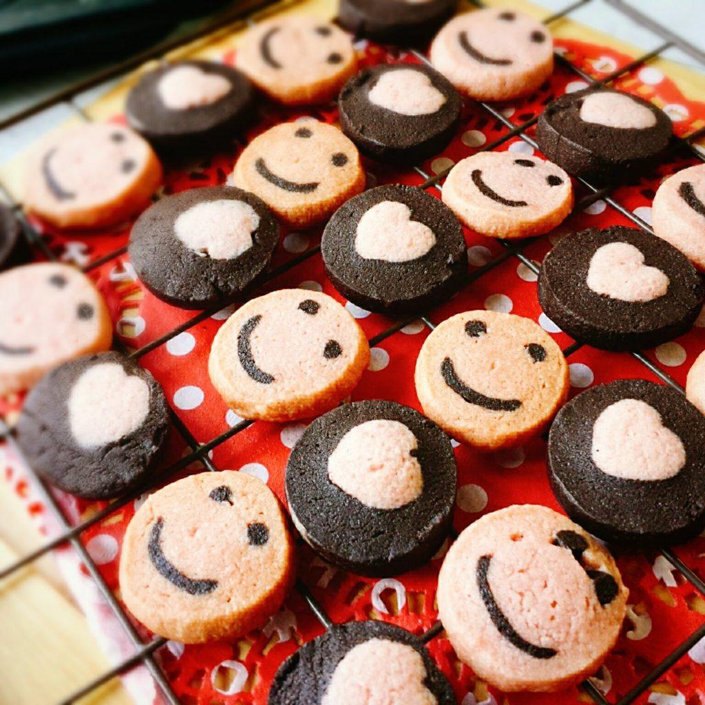 クッキー かわいい レシピ