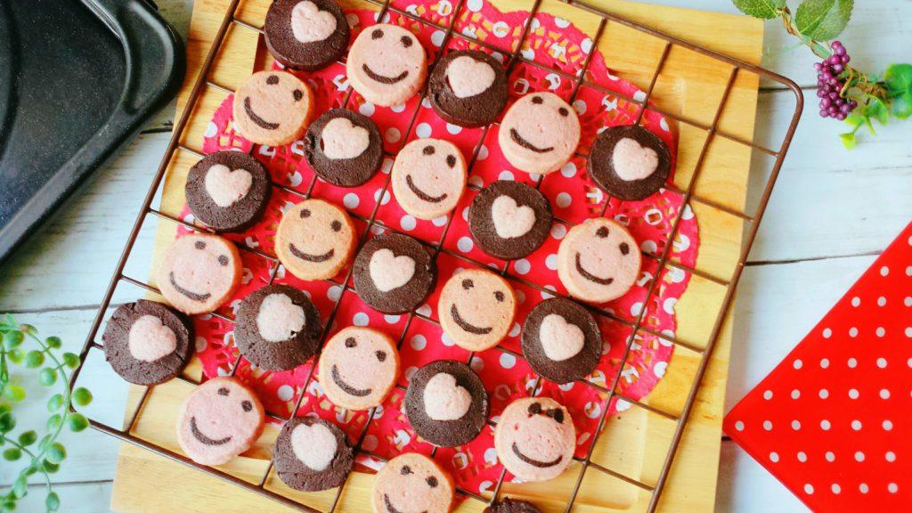 セリア クッキー粉 かわいい