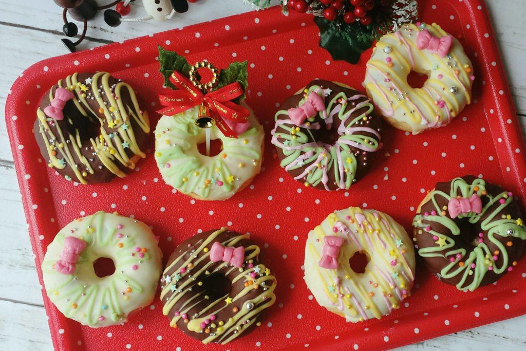 クリスマスお菓子手作り