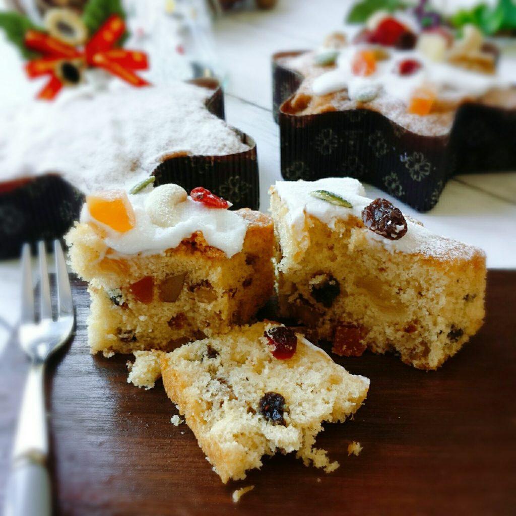 フルーツパウンドケーキ レシピ クリスマススイーツ手作り