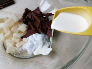 チョコ餅 レシピ
