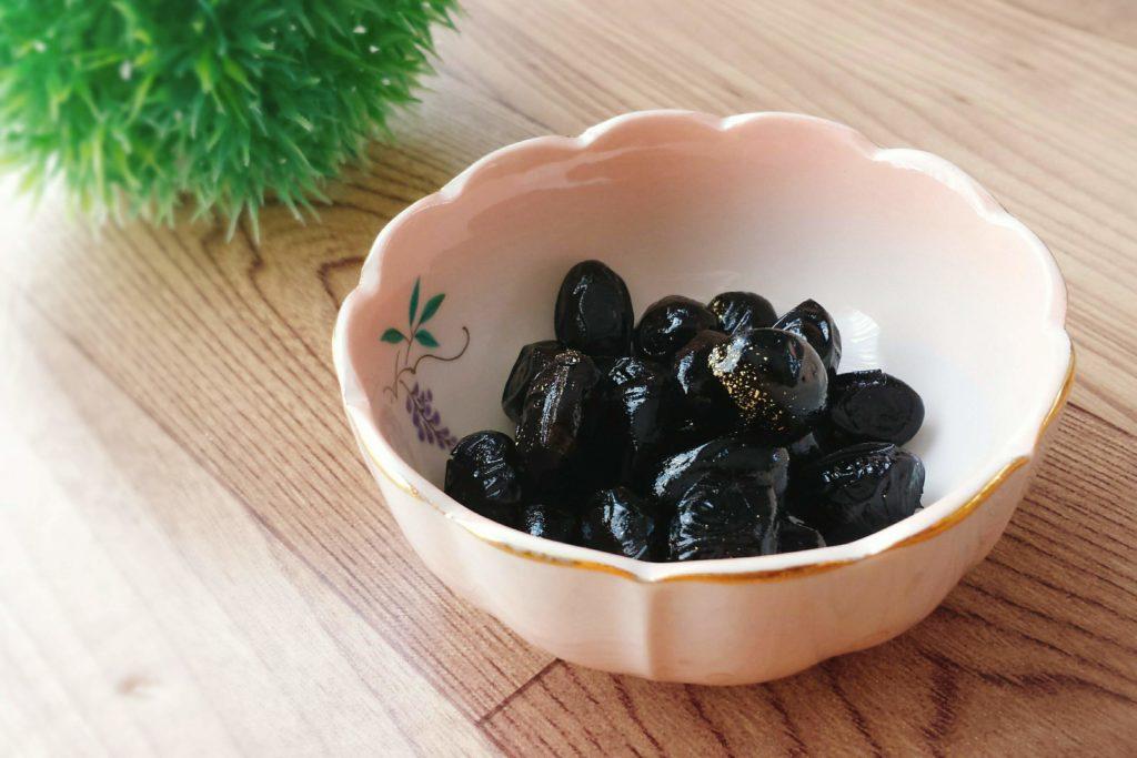 黒豆 栄養 効果