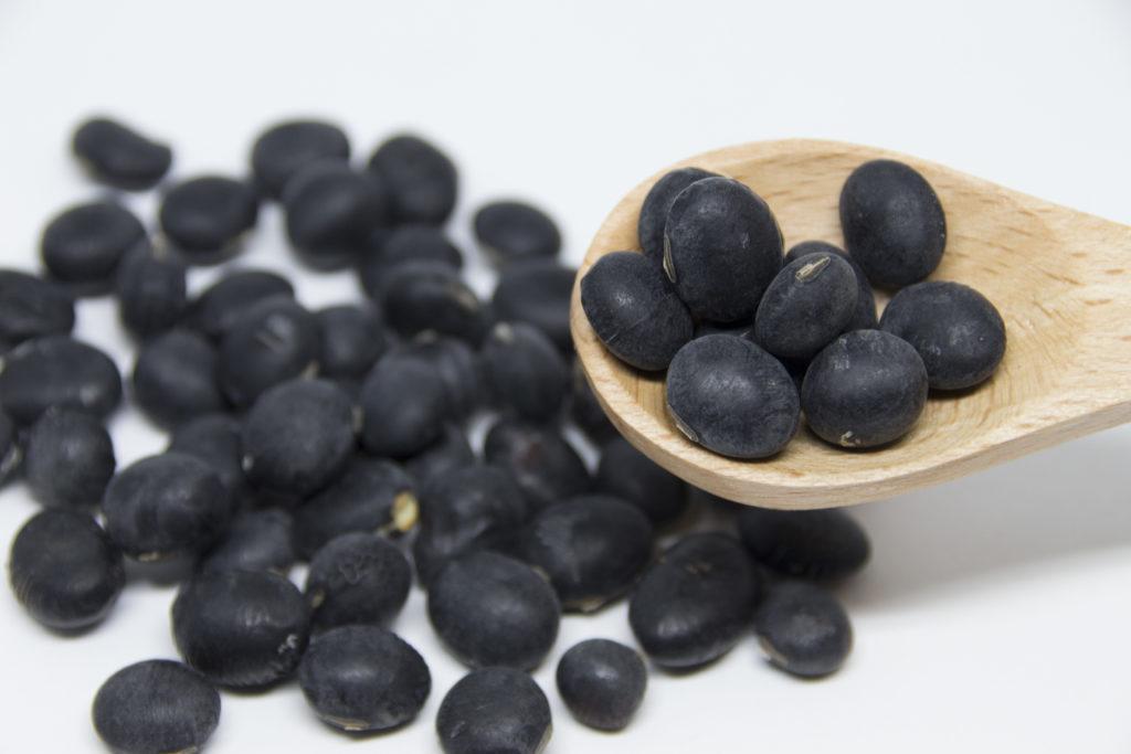 黒豆 栄養 効能