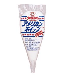 ホイップクリーム 市販 カロリー