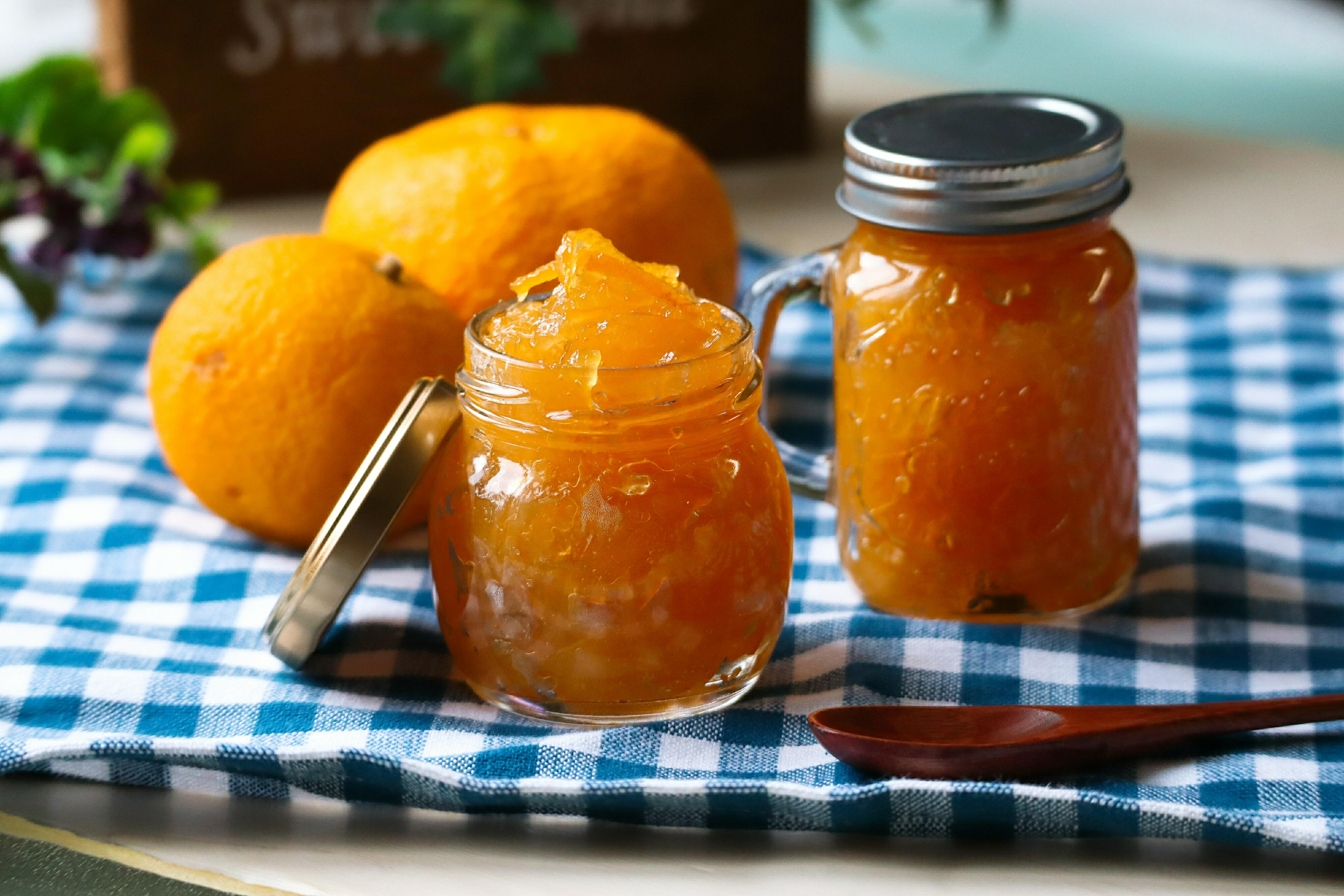 柚子ジャム作り方