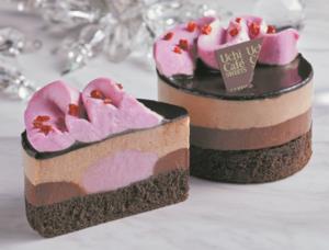 ルビーチョコレート ローソン