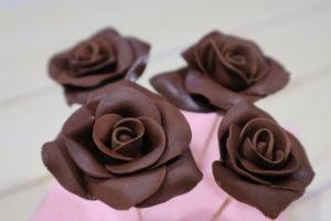 チョコ 飾り 作り方