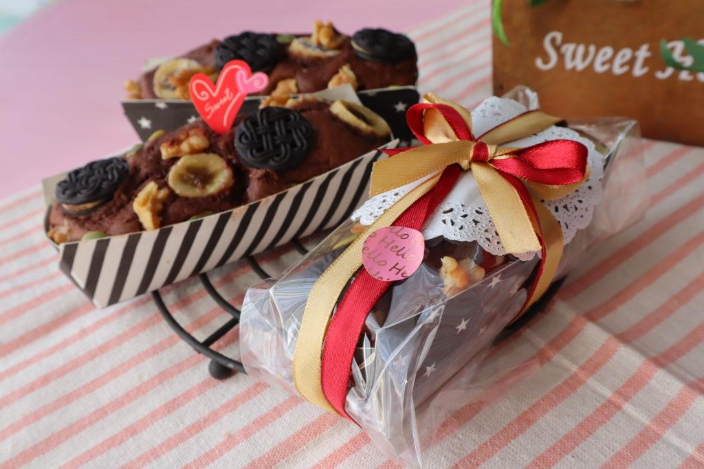 バレンタインお菓子 簡単