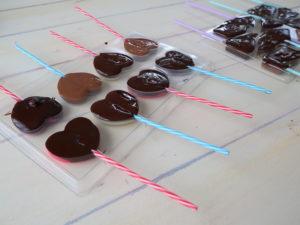 チョコレート型 作り方