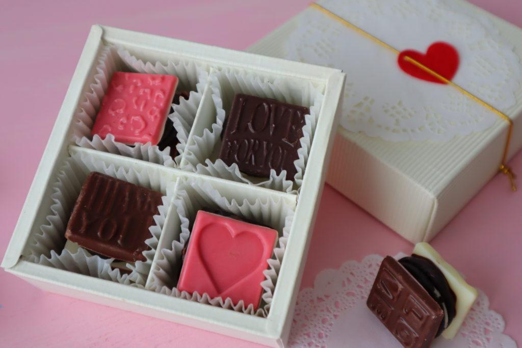 バレンタインクッキー 簡単