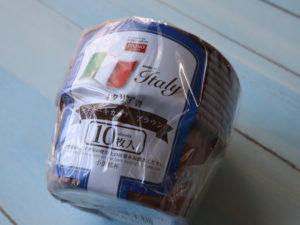 ダイソー ケーキ 紙型