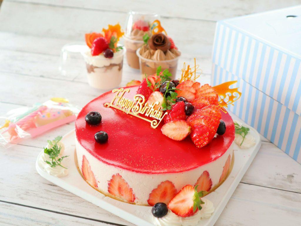 イチゴレアチーズケーキ レシピ