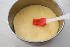 スポンジ ケーキ レシピ 簡単