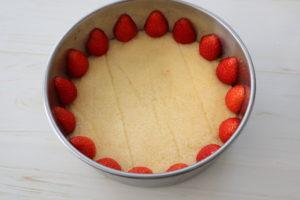 いちごレアチーズケーキ レシピ
