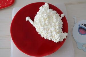 キャラクターケーキ手作り