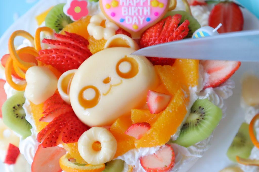 誕生日ケーキ 手作り 子供向け
