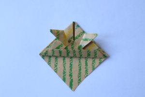 折り紙 かぶと