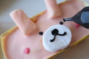 パウンドケーキ かわいい