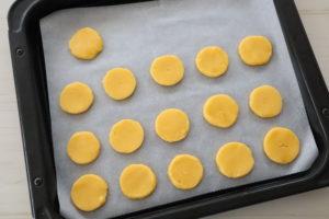 簡単クッキーの作り方