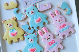 アイシングクッキー かわいい
