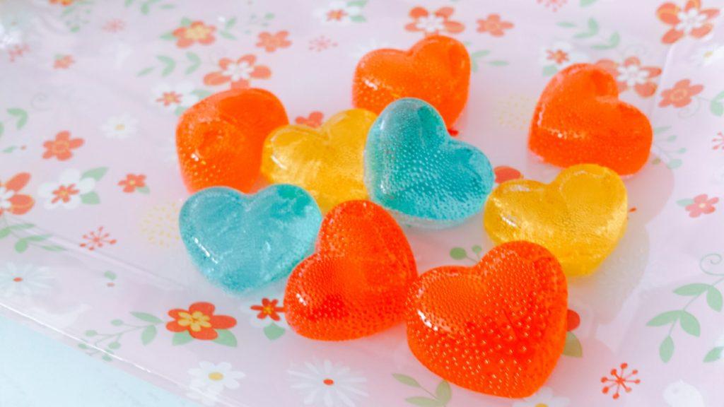 シリコン型 お菓子 使い方