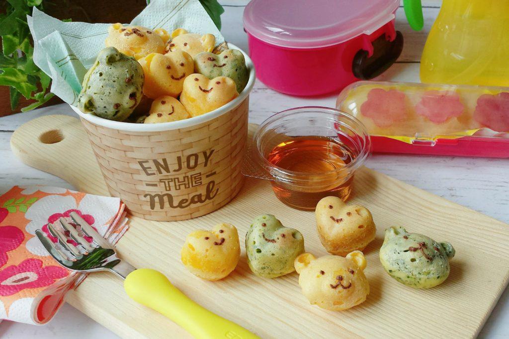 シリコン型 お菓子 レシピ