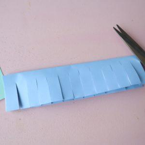 あみかざり 作り方 折り紙