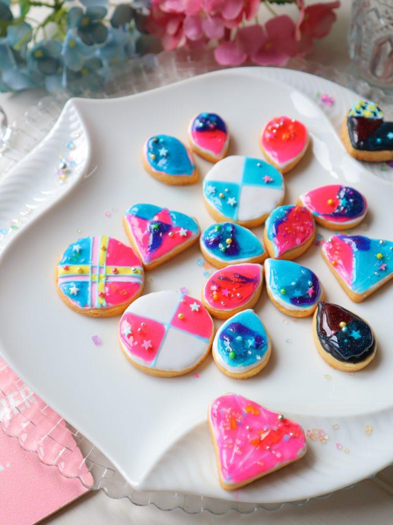 宝石クッキー