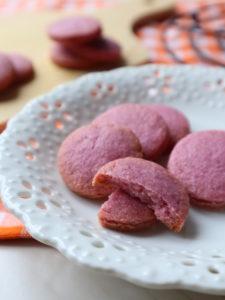 紫芋クッキー レシピ