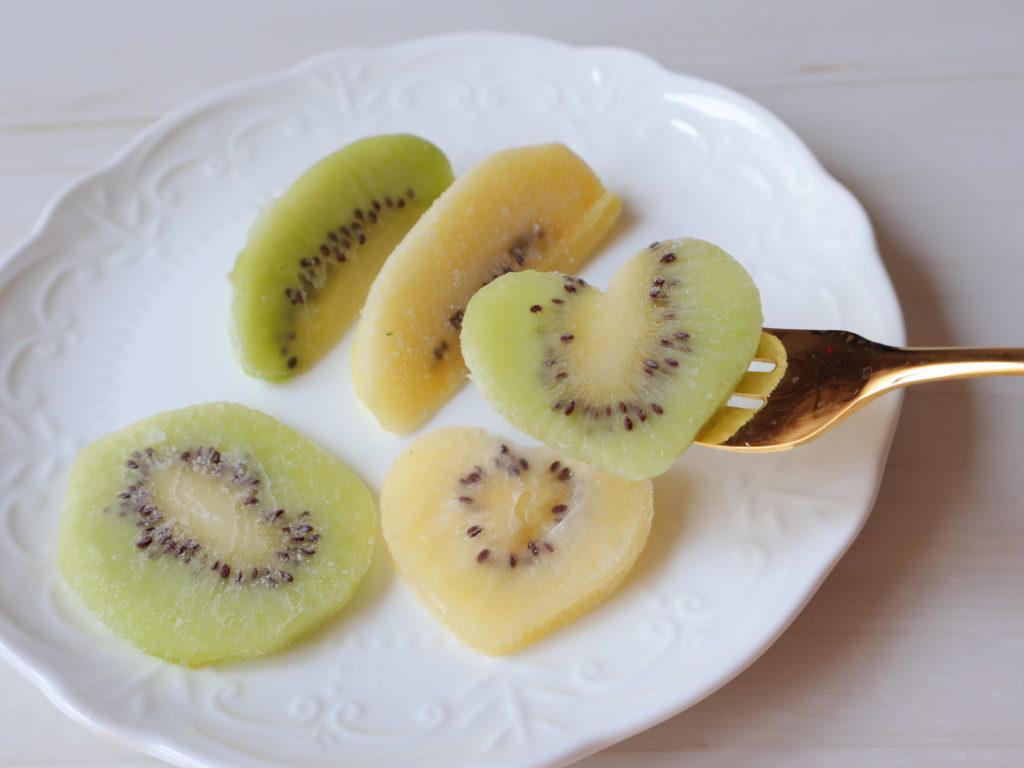 キウイフルーツ 冷凍