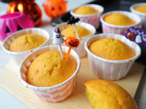 かぼちゃパウダー マフィン