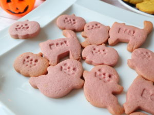 紫芋パウダー クッキー