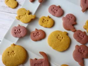 ハロウィンクッキー レシピ