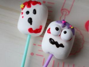 ハロウィン お菓子 簡単 レシピ