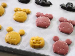 ハロウィンクッキーレシピ