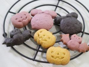 セリア ハロウィンクッキー型