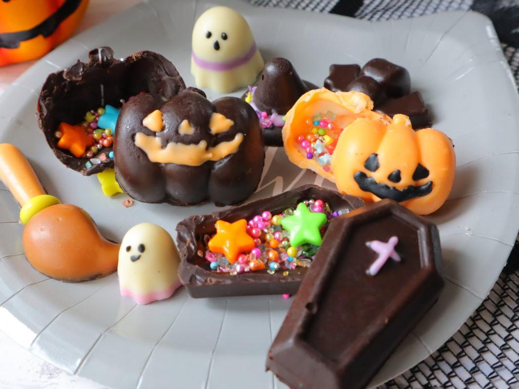 ハロウィン お菓子 手作り