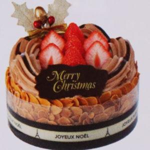 クリスマスケーキ予約 ファミマ